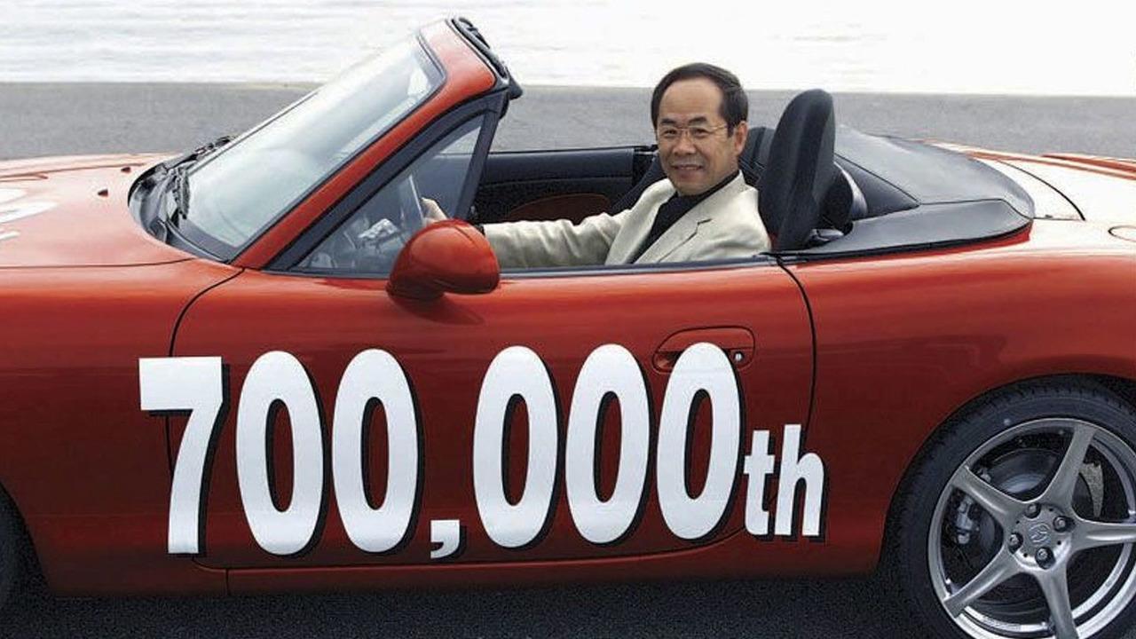 Mazda MX-5 & Takao Kijima, Chief Engineer