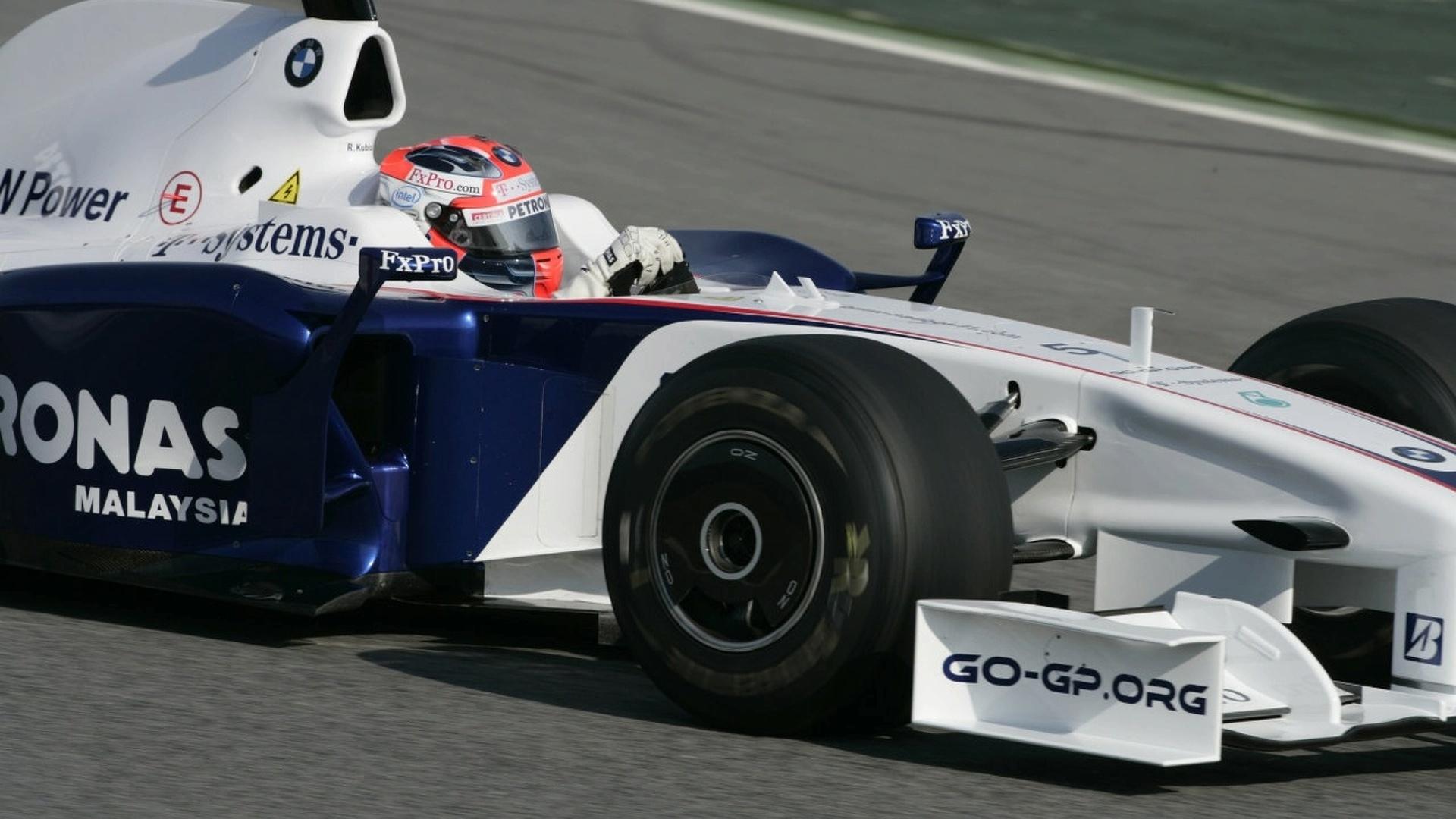 BMW-Sauber bids for 2010 team entry