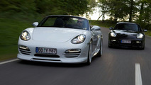 TechArt program for 987 Facelift Boxster and Cayman