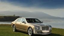 2010 Bentley Mulsanne - the all new Grand Bentley