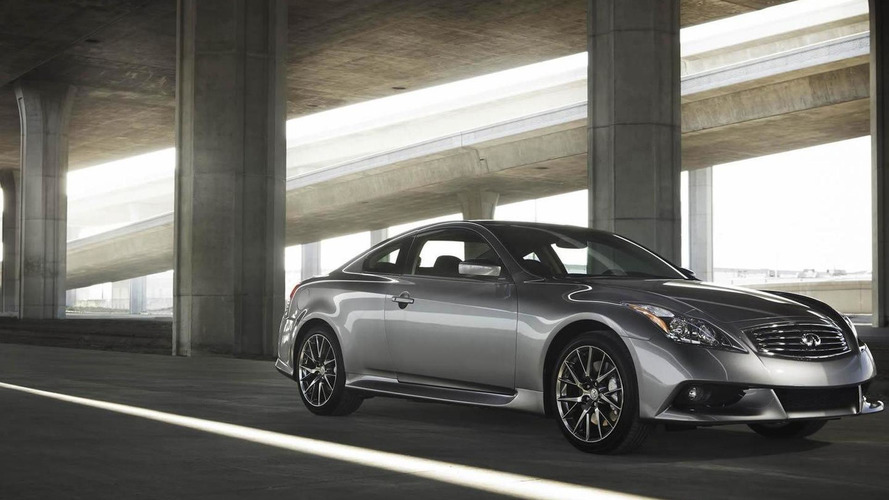 Next-gen Infiniti G-series to launch Spring 2013 - report