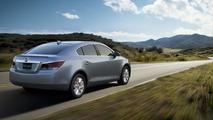 2012 Buick LaCrosse gets new 3.6 liter V6 [video]