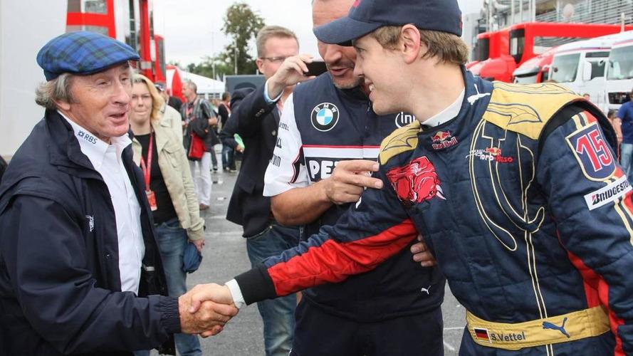 Title defeat will make Vettel stronger - Stewart