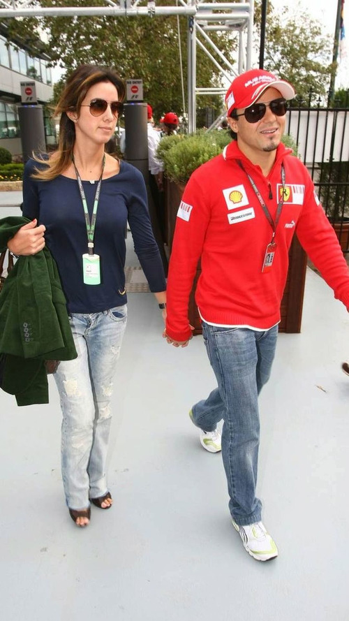 Massa to call first son Felipe