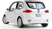 Valmet Eva Electric Vehicle Concept 04.03.2010