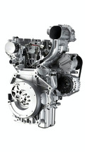 Fiat Two-Cylinder 85 HP TWIN-AIR Engine first photos 24.02.2010
