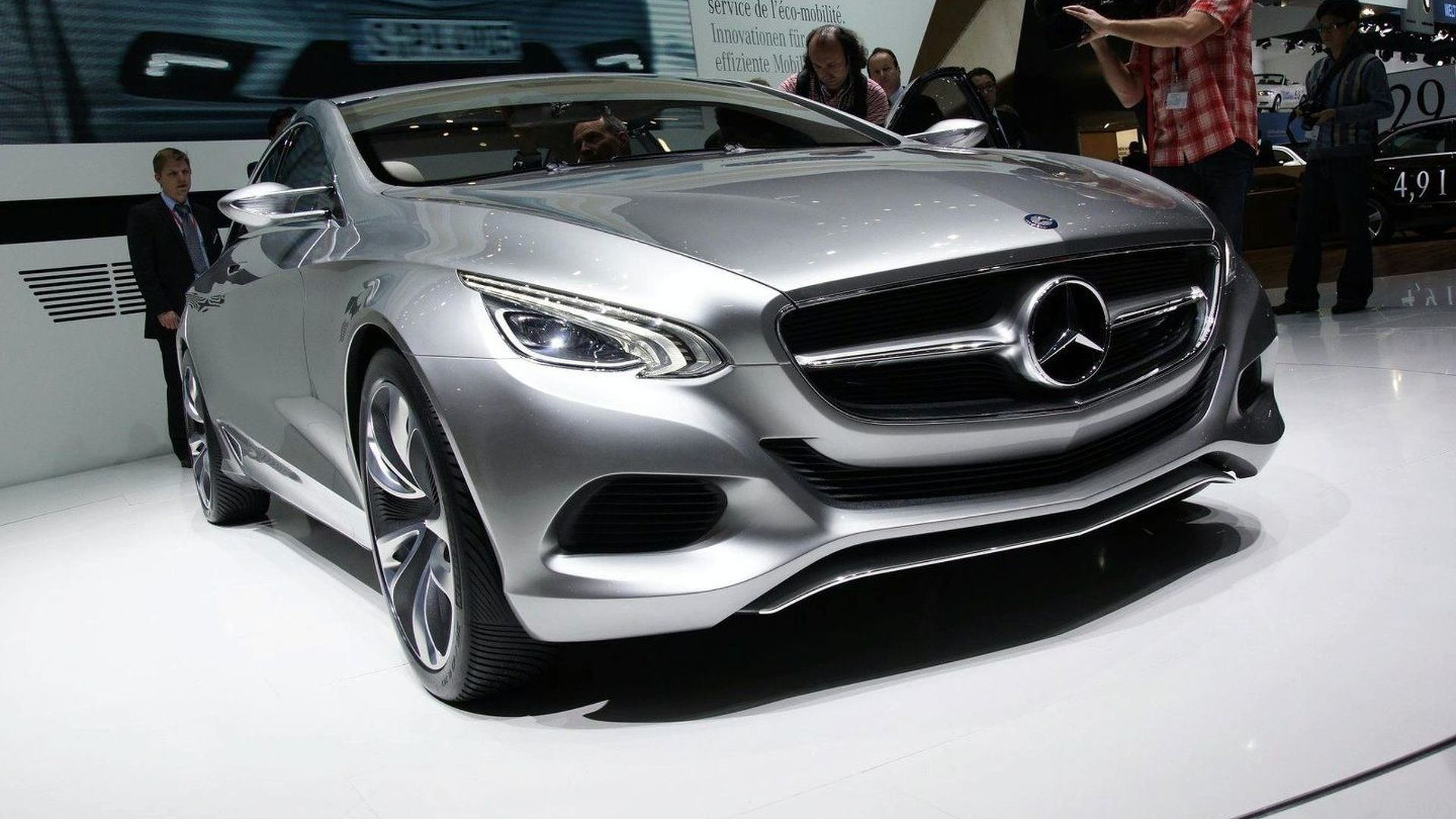 More Mercedes CLS Shooting Brake Details Emerge