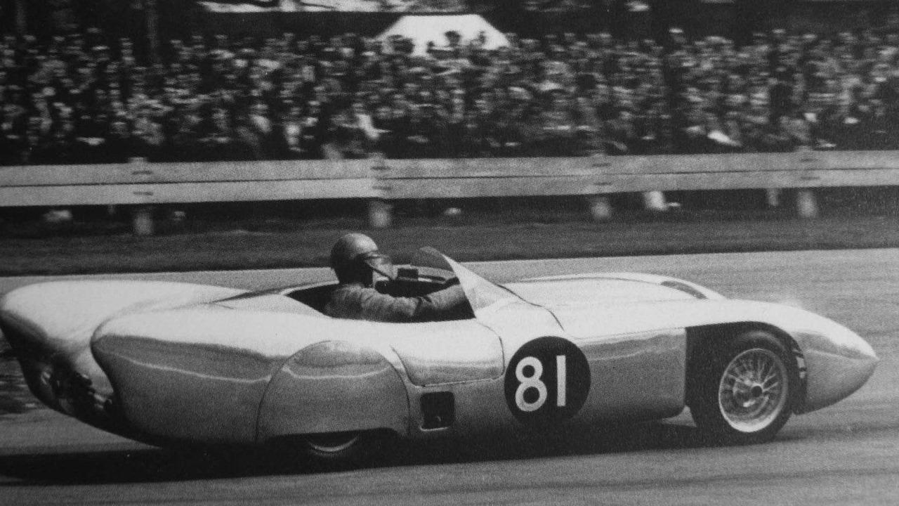 Lotus Mark 8 1954, classic