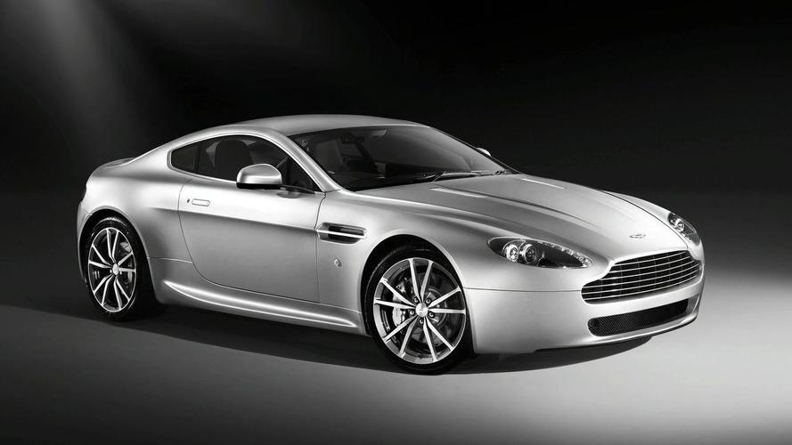 Aston Martin V8 Vantage 2010 MY Updates