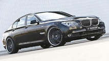 Eye Candy: BMW 7 Series Tries on Hamann wheels sets