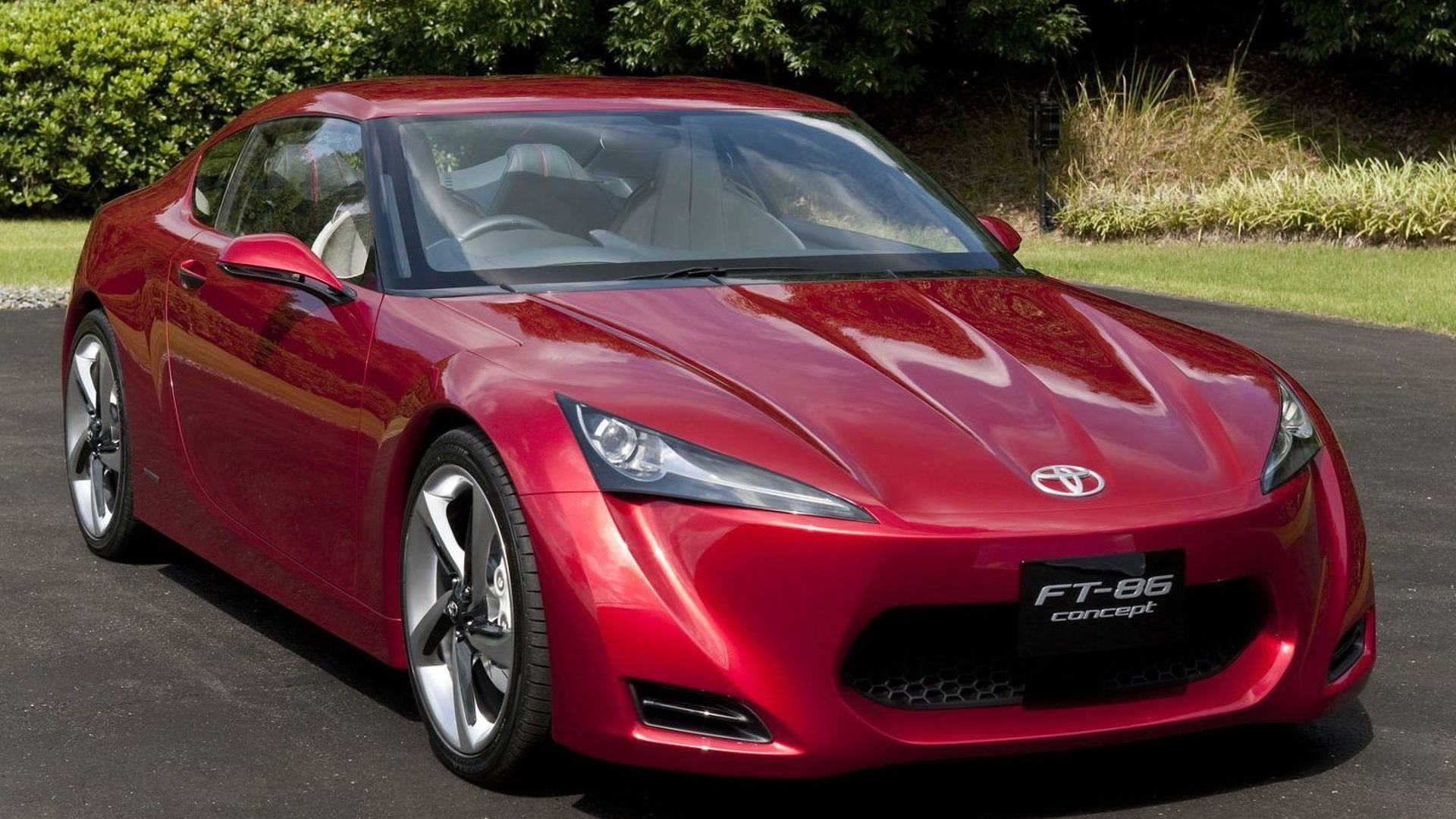 Toyota FT-86 to be sold under Scion brand in U.S.