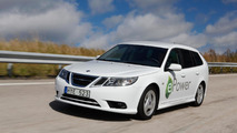Saab 9-3 ePower Revealed - debuts in Paris