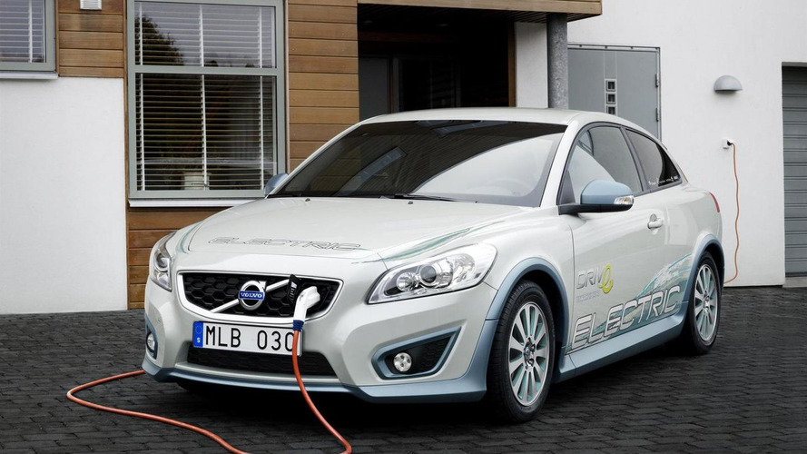 Volvo C30 DRIVe Electric launches this fall
