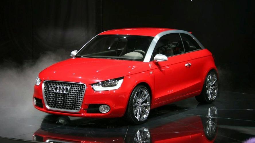 Audi Metroproject Quattro Hybrid Unveiled in Tokyo
