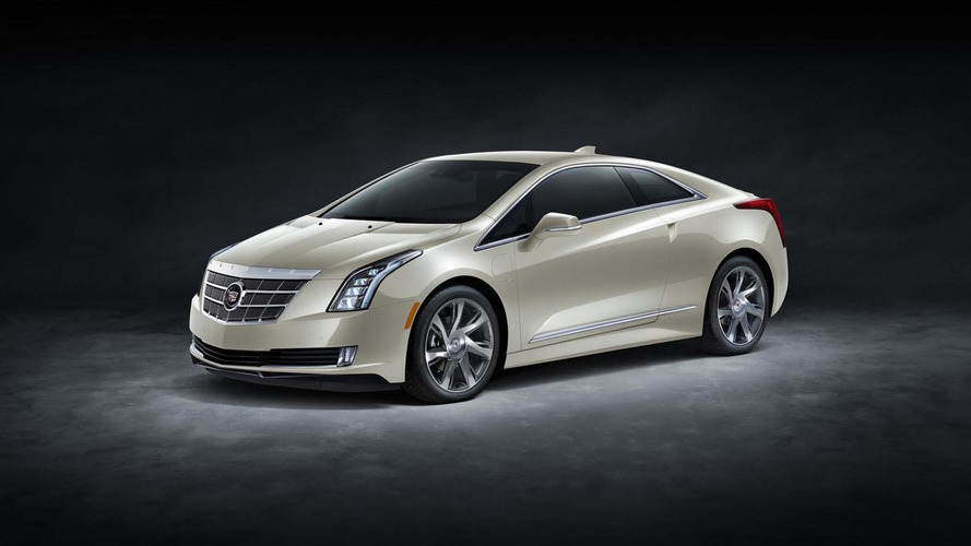Cadillac ELR Saks Fifth Avenue Edition announced