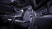 Rolls-Royce Celestial Phantom receives 446 diamonds for Dubai Motor Show