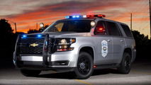 2015 Chevrolet Tahoe PPV detailed