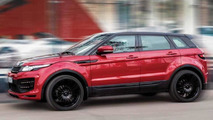 LARTE Design drops more photos and details about its custom Range Rover Evoque