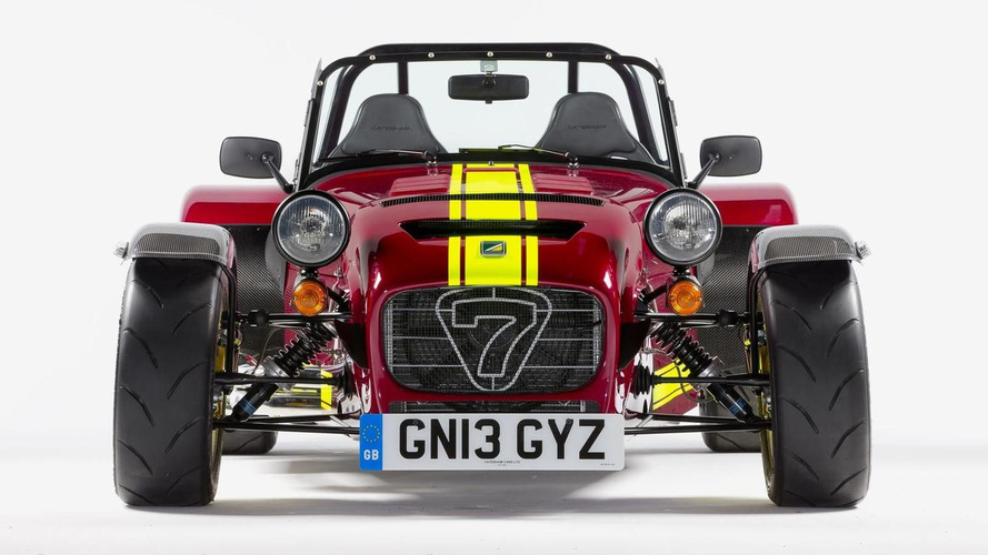 Caterham Seven 480 & Seven 620R headed to the U.S. thanks to new distribution deal