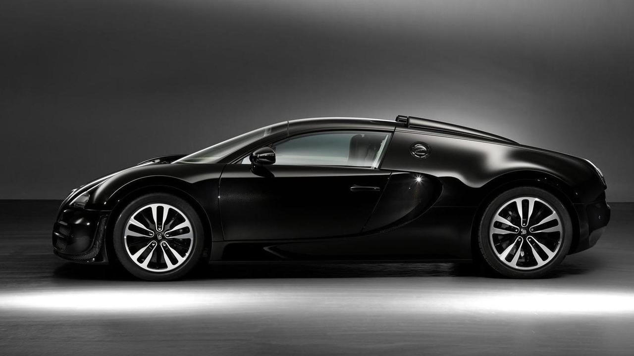 Bugatti Veyron Grand Sport Vitesse Jean Bugatti special edition 09.09.2013