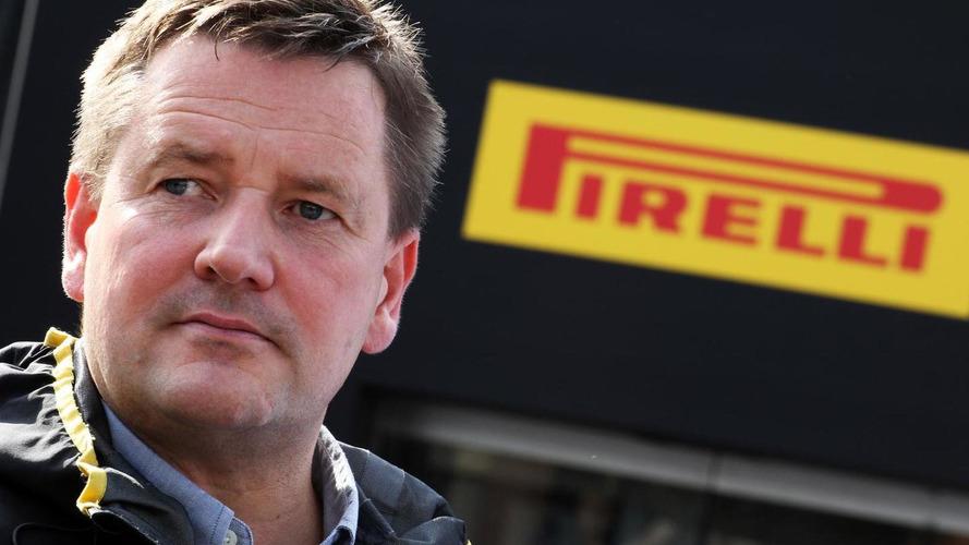 Pirelli not taking all the blame - Hembery