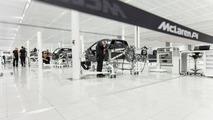 McLaren P1 Production 07.10.2013