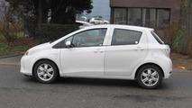 2013 Toyota Yaris Hybrid (HSD) spy photo