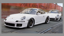 Custom Concepts styling package for Porsche 911 (997) - 11.11.2011