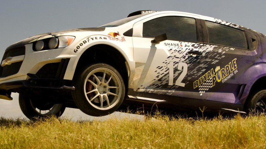 Michael Bay shows off Chevrolet Sonic RS for Transformers 4