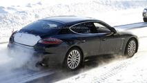 2014 Porsche Panamera facelift spy photo 08.03.2013 / Automedia