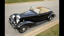 Bentley 4 1/4 Litre Drophead Coupe