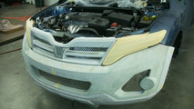 Toyota Venza AS V project build by Five Axis