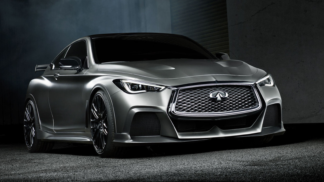 Infiniti hints at f1 inspired high performance car reuters infiniti and renault f1 team join forces for 500 hp q60 hybrid