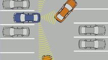 Nissan All-Around Collision Free prototype