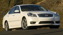 Infiniti M35 Available in China
