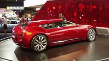 Citroen C-Metisse Concept Unveiled at Paris