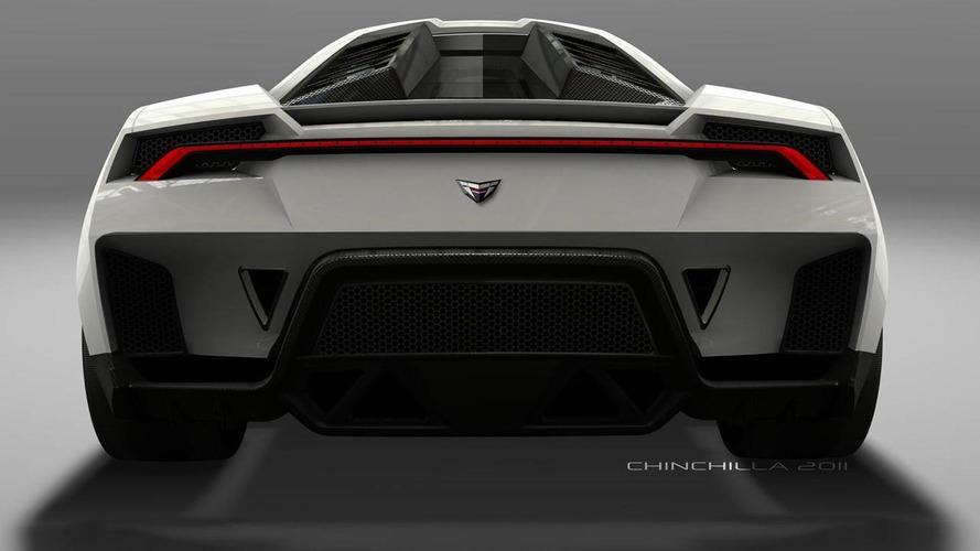 Mostro Di-Potenza SF22 revealed - based on the Lamborghini Indomable concept [video]