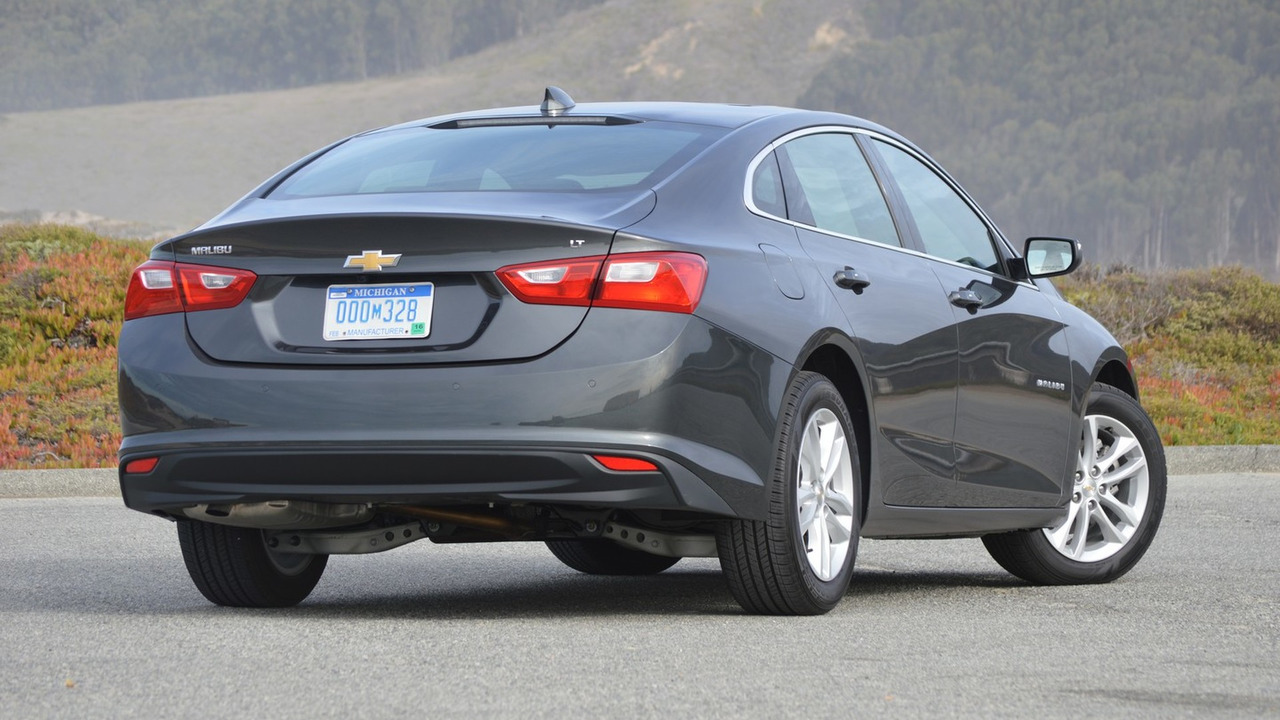 First Drive 2016 Chevy Malibu Video