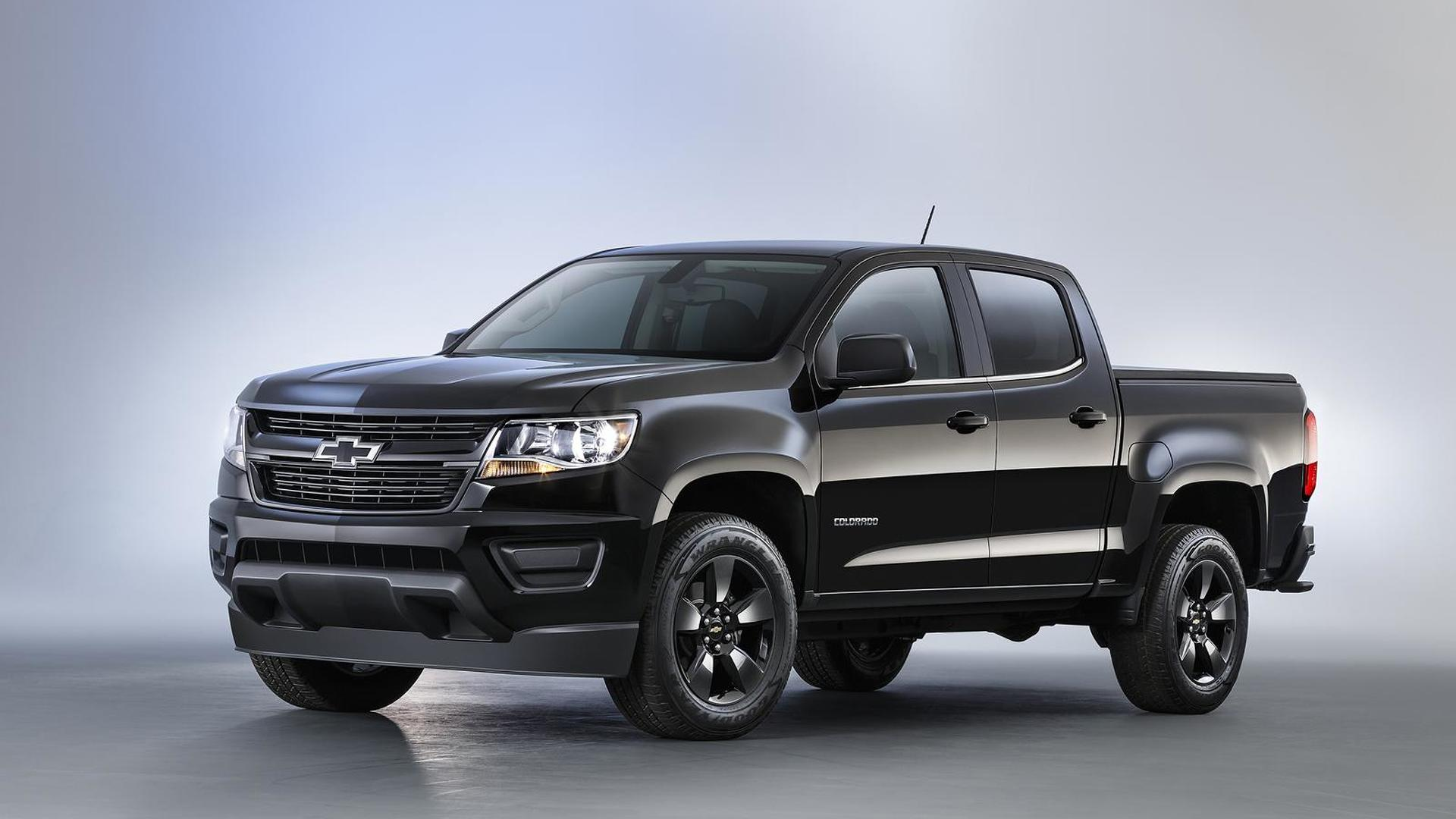 2017 Chevy Colorado Midnight Edition on New 2015 Chevy Colorado