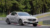 2016 Mercedes-Benz E-Class spy photo