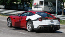 F12 Berlinetta M spy photo