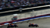 No team orders as Red Bull concedes title for Ricciardo