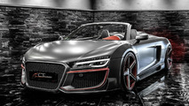 Audi R8 Spyder restyled by CT Exclusive