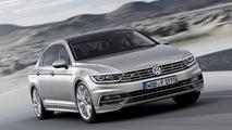 2015 Volkswagen Passat first official images released