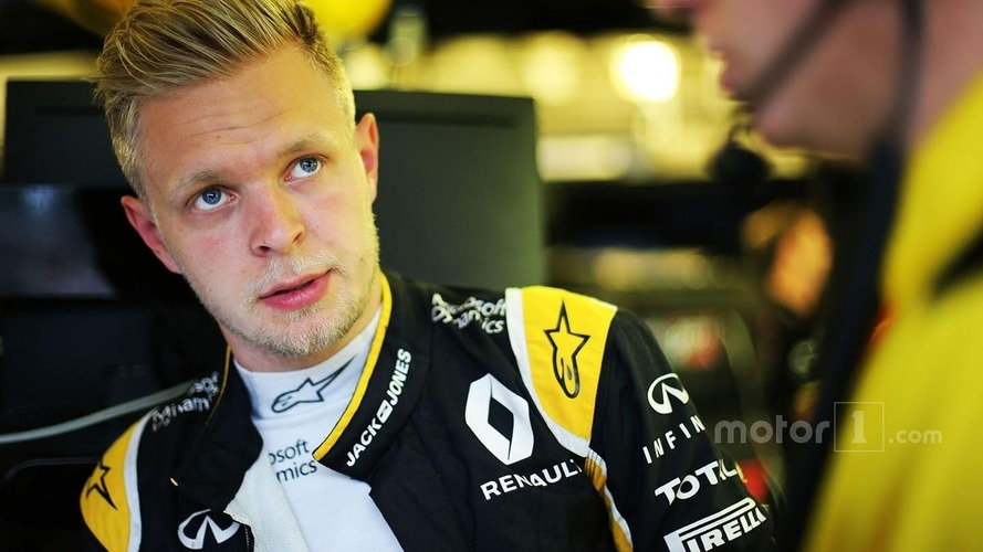 Magnussen hopes for swift Renault decision amid uncertain future