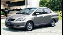 Honda Fit Aria - Sedã do Fit pode ser mostrado no Salão do Automóvel de SP