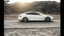 Vorsteiner Tesla Model S P85