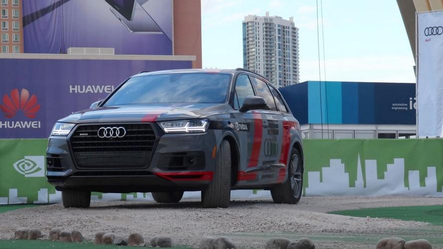 Audi promete carro autônomo inteligente até 2020