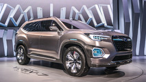 Los Angeles 2016 - Subaru dévoile son imposant concept VIZIV-7