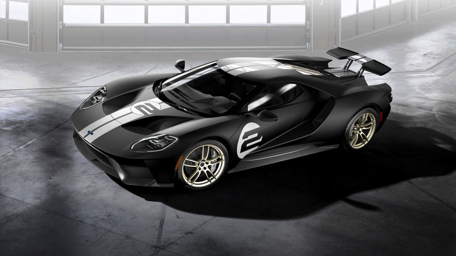 New Ford GT beats arch rivals Ferrari & McLaren on the track